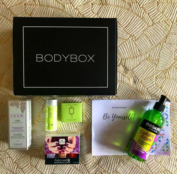 Bodybox Marzo be yourself